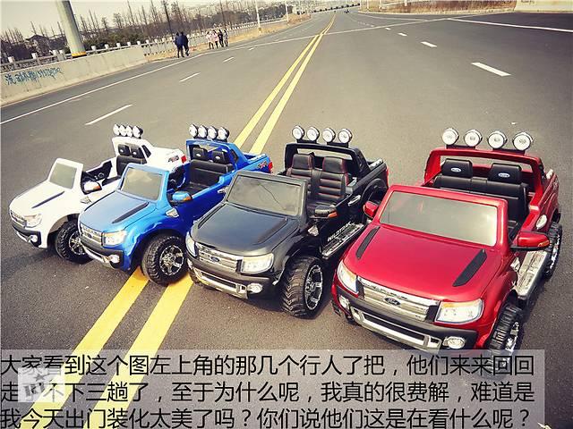 купить бу >>> Детский электромобиль FORD RANGER F 150 двухместный ! в Днепре (Днепропетровск)