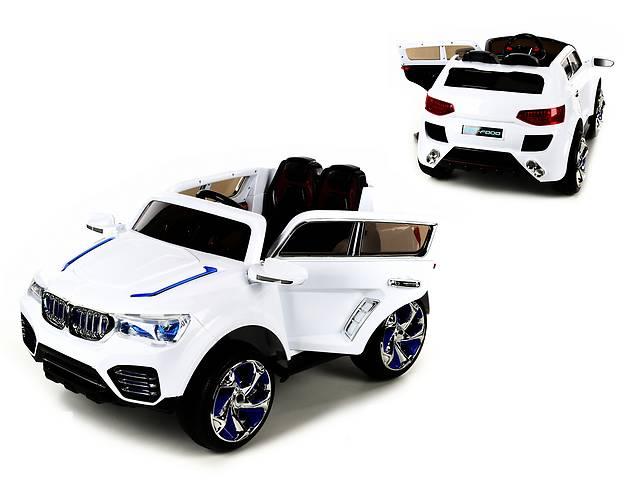 купить бу Детский электромобиль BMV G55 AMG белый в Львове