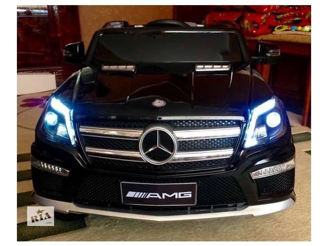 продам Детский Электромобиль Mersedes-Benz GL63AMG бу в Ямполе (Сумской обл.)