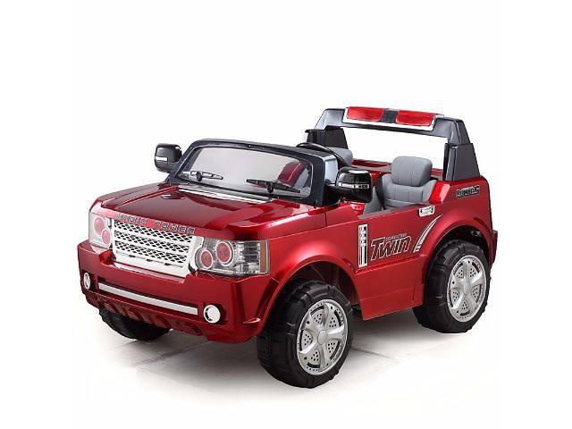 продам Детский электромобиль Land Power 205: 2 места, 9 км/ч- RED (АВТО-ПОКРАСКА) бу в Киеве