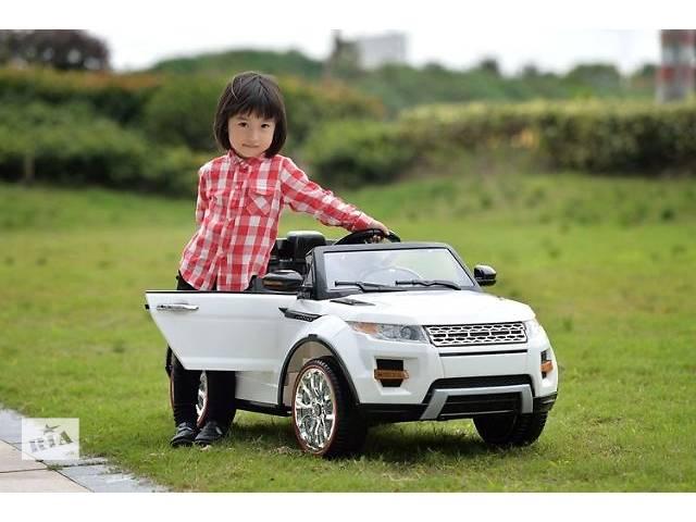 продам Детский электромобиль Land Rover M 2398 МР-4 бу в Львове