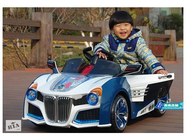 бу Детский электромобиль M 2318 R в Львове