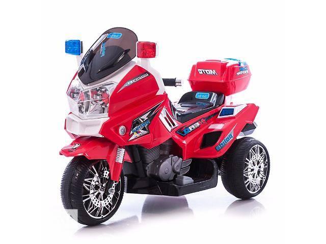 Без шуток! Детский мотоцикл VIPER M 0599: 12V, 2 мотора- объявление о продаже  в Киеве