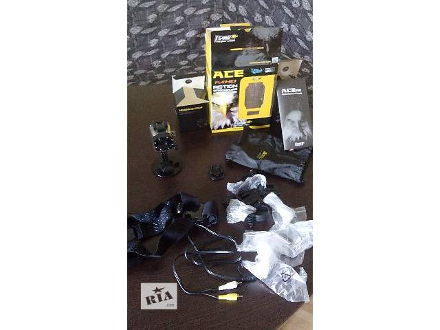 бу Для активных съемок ACE 1080p FullHD Action Camcorder A2. в Киеве