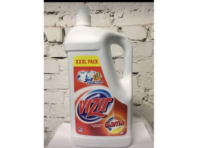 купить бу Гель для стирки Vizir 3в1 , для цветного и белого белья (5л) в Харькове