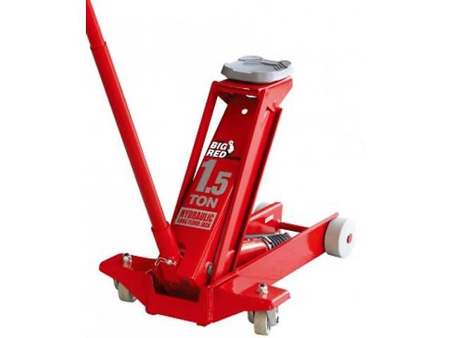 продам Домкрат подкатной профессиональный 1,5т 130-535 мм TORIN TR15006 бу в Дубно