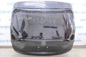 Дверь багажника голая Nissan Murano z52 15- черный G41 90100-5AA0A разборка Алето Авто запчасти Ниссан Мурано
