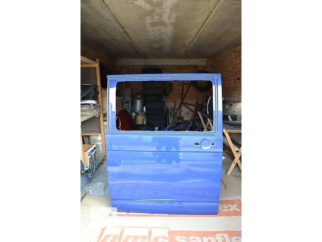 бу Дверь боковая сдвижная для  Volkswagen T5 (Transporter) в Ровно