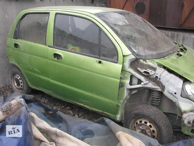 продам  Дверь передняя для легкового авто Daewoo Matiz бу в Днепре (Днепропетровск)