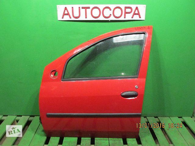 бу Дверь передняя левая для легкового авто Dacia Logan в Львове