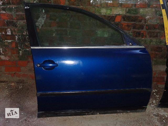 купить бу дверь передняя правая для Volkswagen B5 2002 в Львове