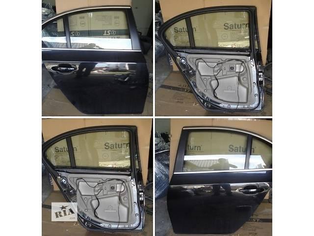 продам  Дверь задняя BMW 5 E60 бу в Львове