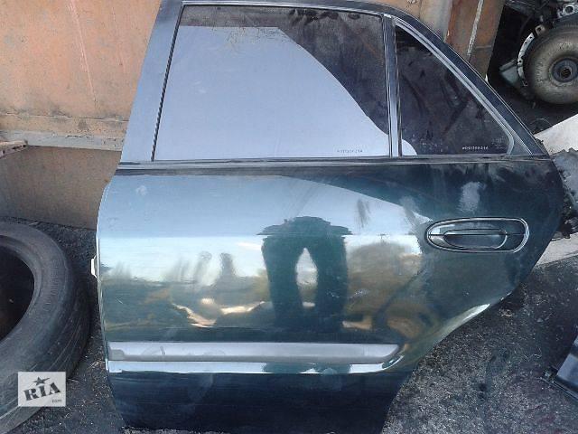бу Дверь задняя для легкового авто Mazda 626 1998 в Запорожье