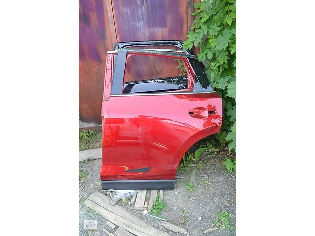 бу Дверь задняя для Mazda CX-5 lift в Белой Кринице