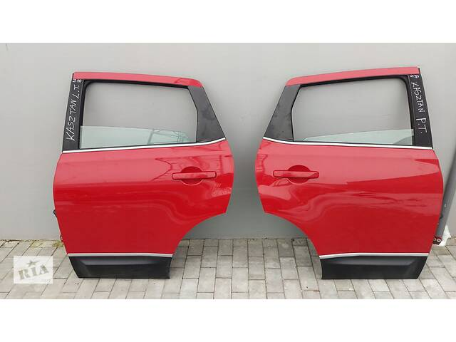 Двері задня для Nissan Qashqai J10 2006-2013 ПІД ЗАМОВЛЕННЯ- объявление о продаже   в Україні