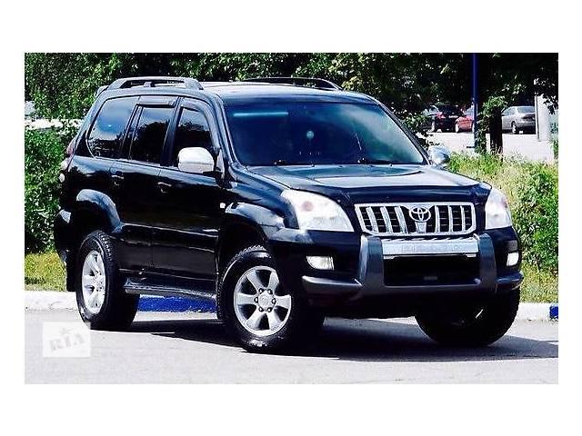 купить бу Дверь задняя для Toyota Land Cruiser Prado 120 2008 в Львове
