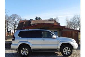 б/у Двери задние Toyota Land Cruiser Prado 120