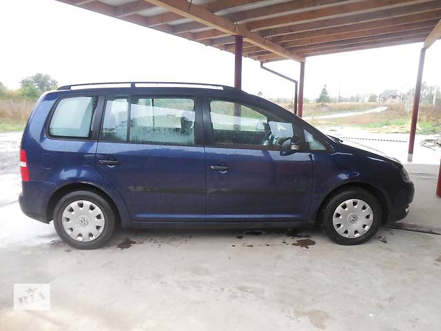 бу Дверь задняя для Volkswagen Touran 2006 в Львове