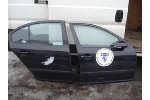 Двери задние Skoda Octavia A5