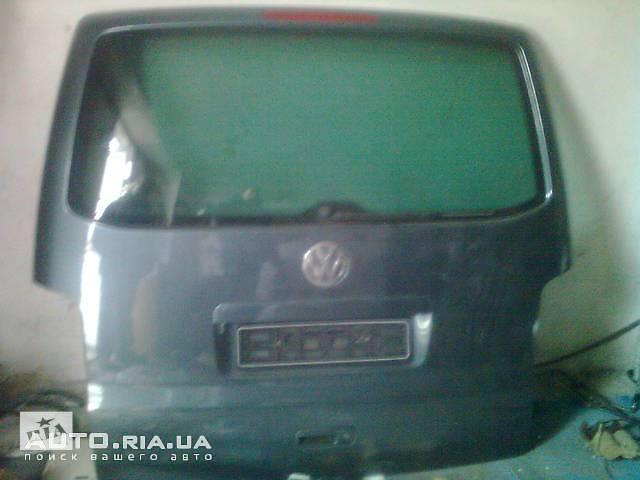 бу Дверь задняя для Volkswagen T5 (Transporter) пасс. в Киеве