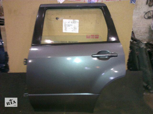 купить бу Дверь задняя левая для легкового авто Mitsubishi Outlander в Львове