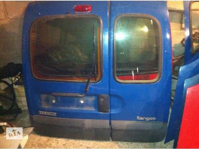 купить бу Дверь задняя распашная (левая, правая) Renault Kangoo. в Одессе