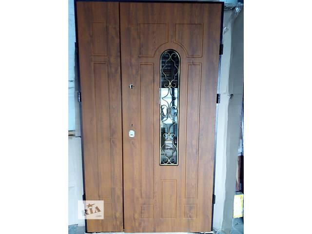 бу Двери металлические входные в Львове