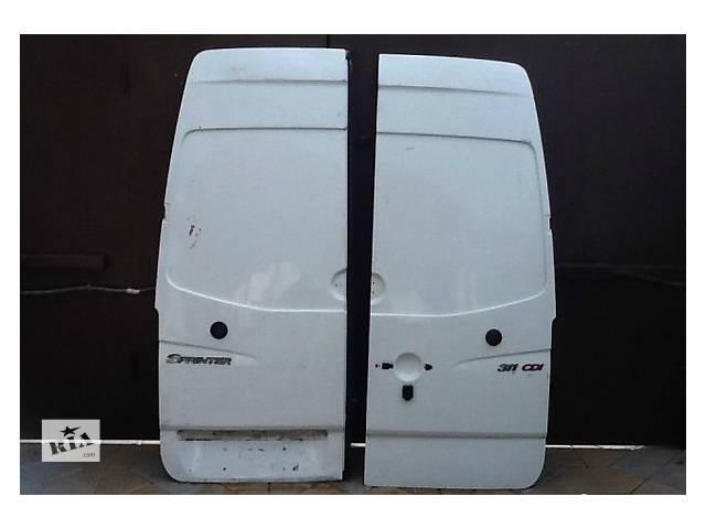 Двери/багажник и компоненты Дверь задняя Mercedes Sprinter- объявление о продаже  в Ужгороде