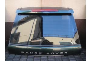 б/у Крышки багажника Land Rover Range Rover