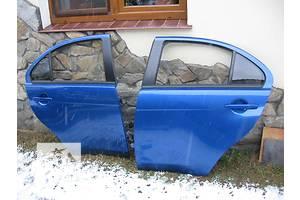 Двери задние Mitsubishi Evolution