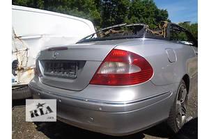 Бамперы задние Mercedes CLK-Class