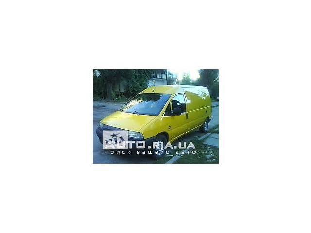 Двери для Fiat Scudo пасс.- объявление о продаже  в Черновцах