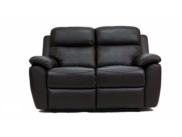 купить бу Двомісний диван з натуральної шкіри Алабама Біс (Alabama Bis) в Києві