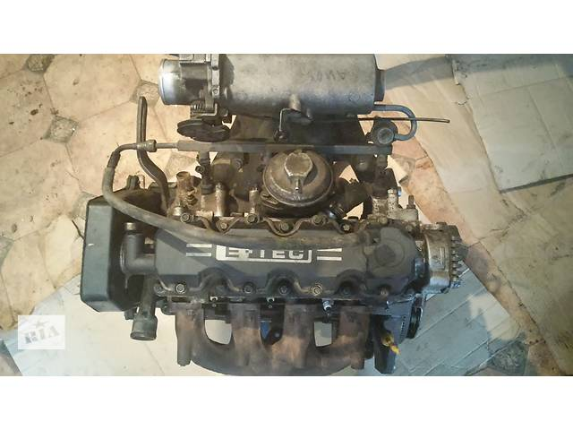 купить бу Двигатель для легкового авто Daewoo Lanos 1.5-8v в Тернополе