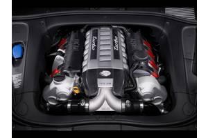 Двигатели Porsche Cayenne Turbo S