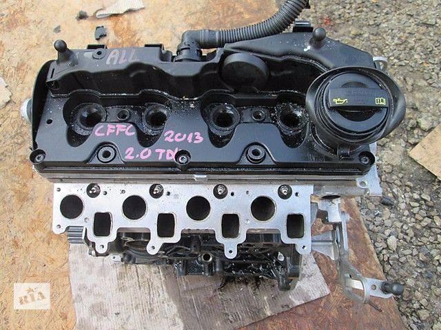 двигатель для Volkswagen Passat B7 2.0tdi CFF- объявление о продаже  в Львове