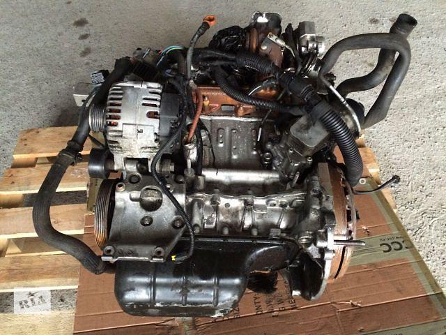 купить бу Двигатель мотор Citroen Peugeot 1.6HDI в Львове