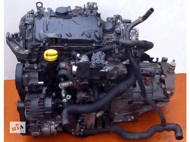 купить бу Двигатель, мотор, двигун 2.0 dCi Опель Виваро Opel Vivaro, Рено Трафик Renault Trafic, Primastar в Ровно