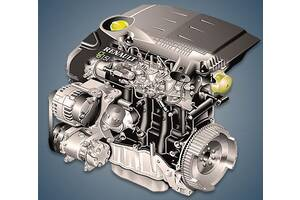 Двигатель Renault Kangoo мотор - 1.5 dci (2009-) - K9KA