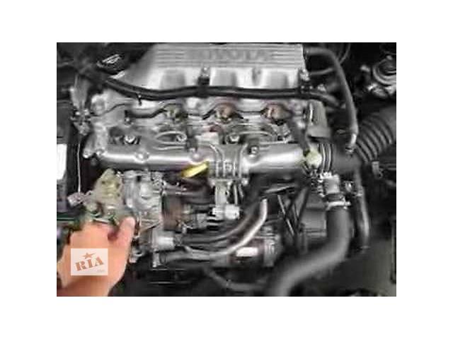 бу Двигатель Toyota Corolla 1.8 D в Ужгороде