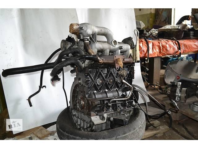 бу Двигатель и навесное на Renault Trafic, Opel Vivaro, Nissan Primastar в Ровно