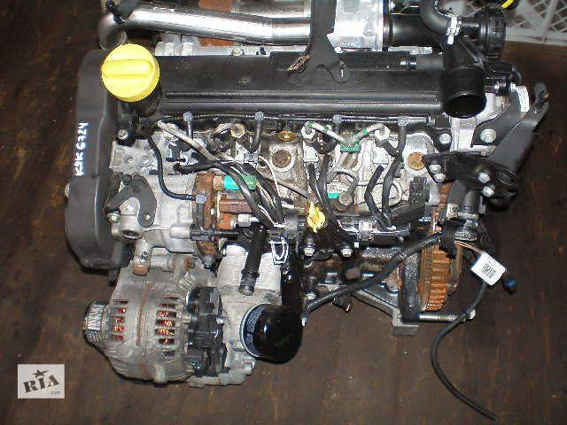 купить бу Двигатель 1.5 dci (K9K) на Renaul Clio,Kangoo,Sandero,Note,Micra K12. в Олешках (Херсонской обл.) (Цюрупинск)