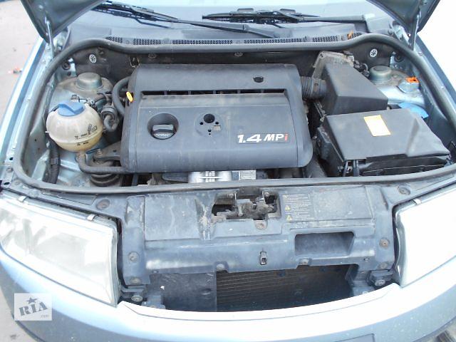 купить бу Двигун AME для Skoda Fabia 1.4i 2002 в Львове