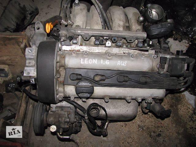 Двигун для Seat Leon, 1.6і, AUS- объявление о продаже  в Львове