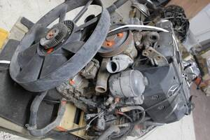 Двигун комплектний Atego  OM 904 815