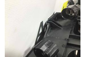 Диффузор (кожух) вентилятора радиатора