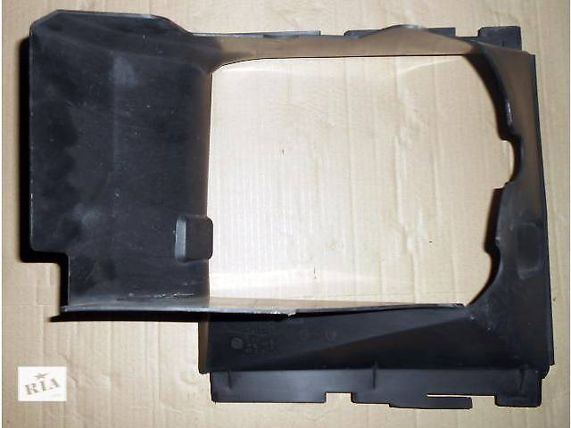Диффузор радиатора интеркуллера левый задний Volkswagen Touareg 2.5TDI, 3.0 V6 TDI,5.0 TDI 7L011- объявление о продаже  в Ровно