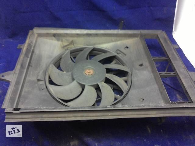 бу Диффузор с вентилятором Fiat Scudo 2.0 JTD Фиат Скудо  в Киеве