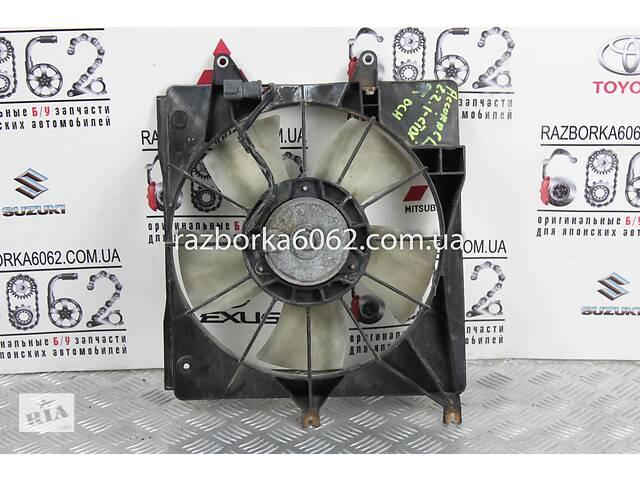 бу Диффузор с вентилятором кондиционера 2.2 i-ctidi (правый) Honda Accord (CL/CM) 03-08  (34793) в Киеве