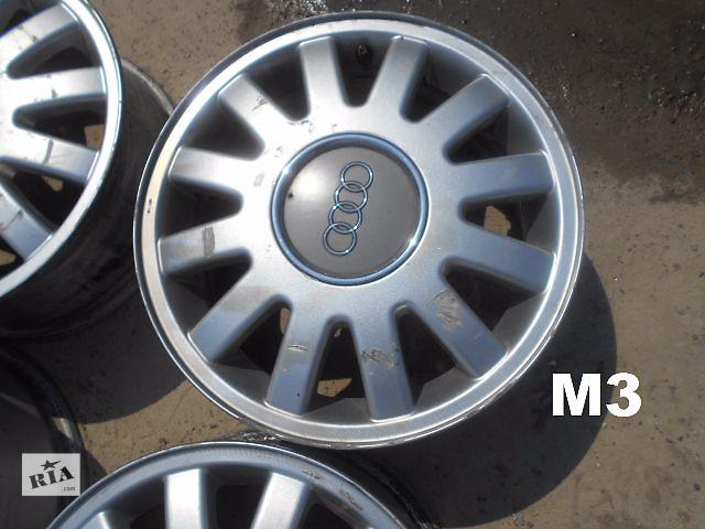 бу диск литой для Audi A3 1999 R16 в Львове